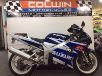 2004 SUZUKI GSXR 750 749cc GSXR 750 K3  £3695.00