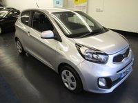 2012 KIA PICANTO 1.0 1 3d 68 BHP £4795.00