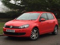 2009 VOLKSWAGEN GOLF 1.4 SE TSI 5d 121 BHP £6295.00