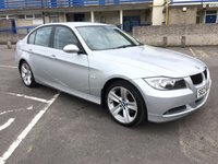 USED 2008 BMW 3 SERIES 2.0 320I SE 4d 169 BHP IN GREAT CONDITION THROUGHOUT