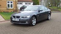 USED 2008 58 BMW 3 SERIES 2.0 320D SE 2d AUTO 175 BHP 1 PREVIOUS OWNER, PARKING SENSORS, SERVICE RECORD, 2 YEARS WARRANTY & PART EXCHANGE AVAILABLE