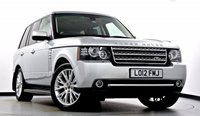 USED 2012 12 LAND ROVER RANGE ROVER 4.4 TD V8 Westminster Edition 5dr Auto Immaculate Example, Great Spec
