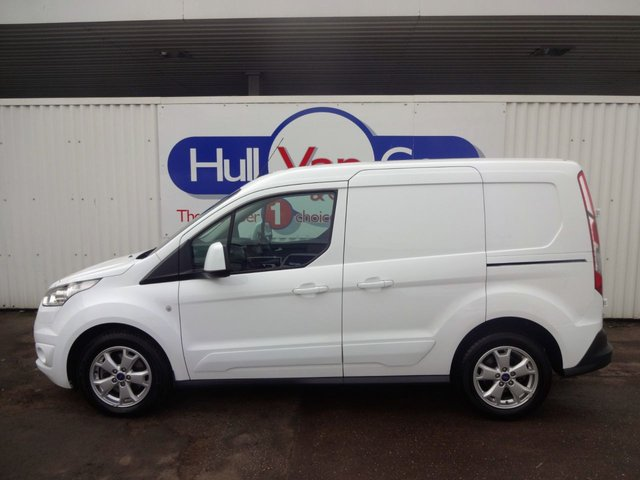 2016 66 FORD TRANSIT CONNECT 1.5 200 LIMITED P/V 1d 118 BHP
