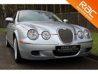 2007 JAGUAR S-TYPE 2.7 SE D 4d 206 BHP £5000.00