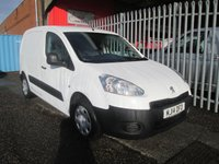 2014 PEUGEOT PARTNER 850 S 1.6 HDi 90 *ONE OWNER*35000 MILES* £5995.00