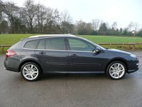2011 RENAULT LAGUNA 2.0 DYNAMIQUE TOMTOM INITIALE LUXE PACK DCI 5d AUTO 175 BHP £5495.00