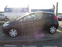 2010 FORD FIESTA 1.2 EDGE 3d 81 BHP £4495.00
