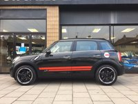 2013 MINI COUNTRYMAN 2.0 COOPER SD ALL4 5d AUTO 141 BHP £13995.00