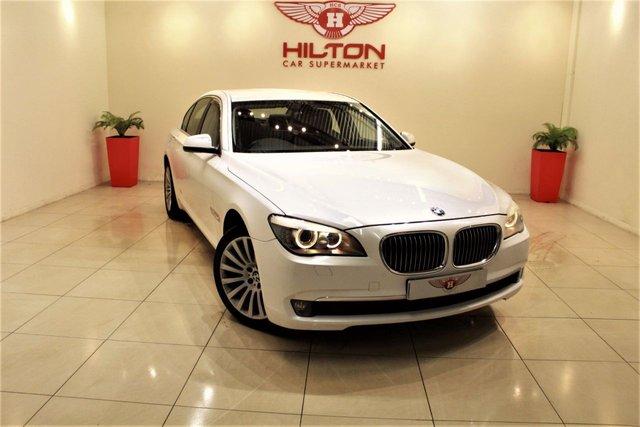 2010 59 BMW 7 SERIES 3.0 730d SE 4dr