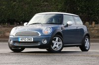 USED 2010 10 MINI HATCH COOPER 1.6 COOPER 3d 122 BHP 1 Lady Owner