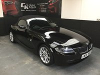 2008 BMW Z4 2.0 Z4 I SE ROADSTER 2d 150 BHP £7800.00