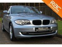 2010 BMW 1 SERIES 2.0 116I SE 3d 121 BHP £5500.00