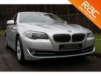 2012 BMW 5 SERIES 2.0 520D SE 4d AUTO 181 BHP £12750.00