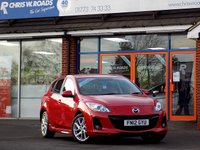 USED 2012 12 MAZDA 3 1.6 SPORT D 5d 113 BHP * Great Value, Superb Economy and Good Spec *