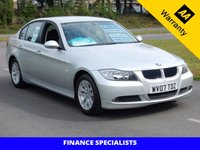 USED 2007 07 BMW 3 SERIES 2.0 318I SE 4d 128 BHP