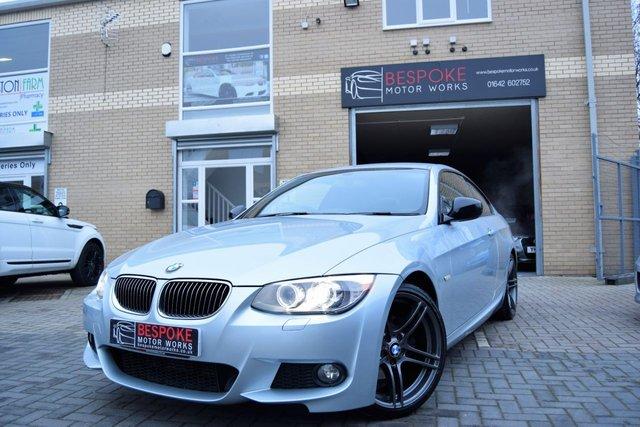 2012 62 BMW 3 SERIES 320D SPORT PLUS EDITION 2.0 COUPE