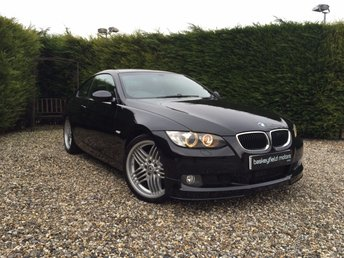 View our BMW ALPINA D3 BI-TURBO