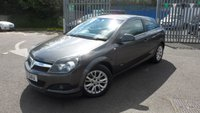 USED 2010 10 VAUXHALL ASTRA 1.6 SRI 3d 113 BHP Alloy Wheels
