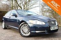 2008 JAGUAR XF 2.7 LUXURY V6 4d AUTO 204 BHP £8250.00