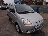 2006 CHEVROLET MATIZ 0.8 SE 5d AUTO 51 BHP £2295.00