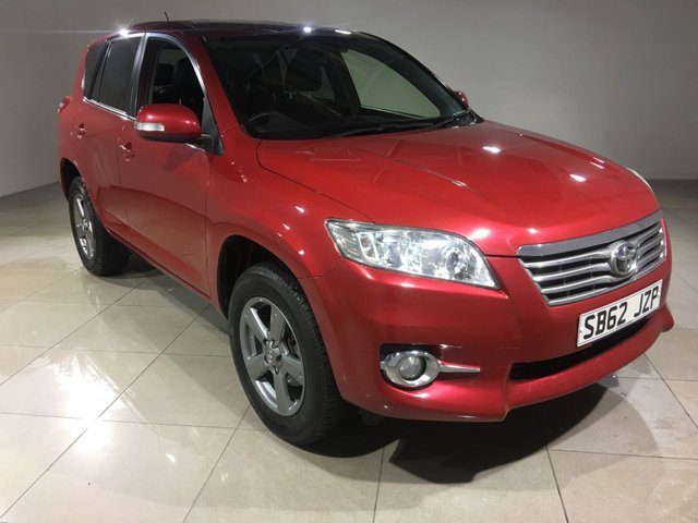 View our 2013 62 TOYOTA RAV4 2.2 XT-R D-4D 5d 150 BHP
