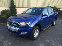 2017 FORD RANGER 3.2 TDCI 200 PS Limited Double Cab  £23250.00