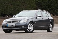 USED 2008 08 MERCEDES-BENZ C CLASS 2.1 C200 CDI ELEGANCE 5d 135 BHP 1 Former Keeper