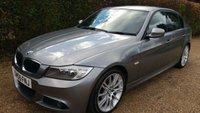 2009 BMW 3 SERIES 2.0 320I M SPORT BUSINESS EDITION 4d 168 BHP £7695.00