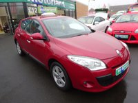 USED 2010 10 RENAULT MEGANE 1.6 DYNAMIQUE VVT 5d 110 BHP 12 MONTHS MOT...3 MONTHS WARRANTY..JUST ARRIVED