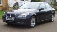 2009 BMW 5 SERIES 2.0 520D SE BUSINESS EDITION 4d 175 BHP £6000.00