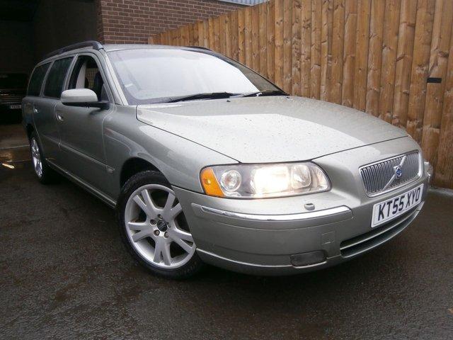 2005 55 VOLVO V70 2.4 SE D5 5d AUTO 183 BHP