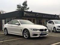 2014 BMW 4 SERIES 3.0 430D M SPORT 2d AUTO 255 BHP £23990.00
