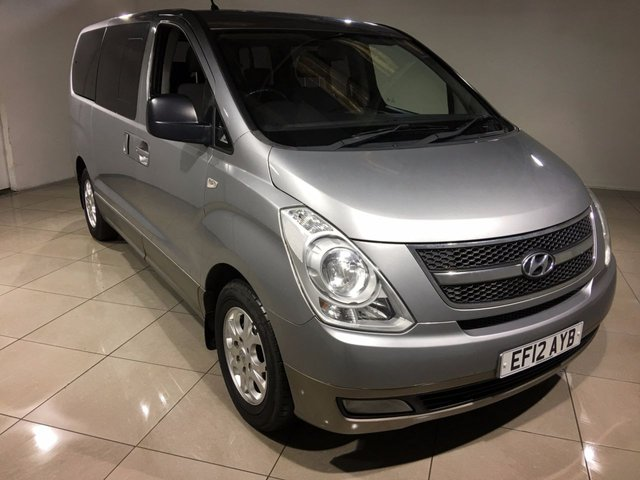View our 2012 12 HYUNDAI I800 2.5 STYLE CRDI 5d AUTO 168 BHP