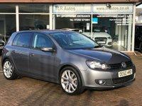 2010 VOLKSWAGEN GOLF 2.0 GT TDI 5d 138 BHP £6995.00