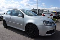 USED 2006 06 VOLKSWAGEN GOLF 3.2 R32 3d 250 BHP LOW DEPOSIT OR NO DEPOSIT FINANCE AVAILABLE.