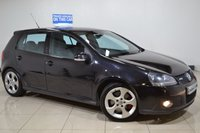 USED 2006 06 VOLKSWAGEN GOLF 2.0 GTI 5d 197 BHP