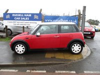2004 MINI HATCH COOPER 1.6 COOPER 3d 114 BHP £2995.00