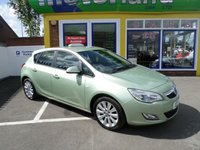 USED 2010 60 VAUXHALL ASTRA 1.6 EXCLUSIV 5d 113 BHP 5 DOOR HATCH