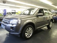 2011 LAND ROVER FREELANDER 2.2 SD4 GS 5d AUTO 190 BHP £12995.00