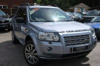 USED 2007 57 LAND ROVER FREELANDER 2 2.2 TD4 HSE 5d 159 BHP AUTO SUPER LOW MILES  SAT NAV, GLASS ROOF, HEATED ELECTRIC LEATHER SEATS, CRUISE CONTROL