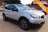 USED 2013 63 NISSAN QASHQAI 1.6 DCI 360 IS 5d 130 BHP Free 12 Month National Warranty Included