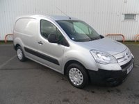 USED 2011 11 CITROEN BERLINGO 1.6 625 ENTERPRISE L1 HDI 1d 75 BHP