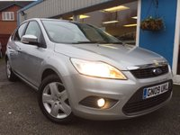 2009 FORD FOCUS 1.6 STYLE 5d 100 BHP £3975.00