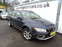 USED 2011 11 VOLVO XC70 2.4 D5 SE AWD 5d 202 BHP Heated Seats And Full History Rare 6 Speed Manual