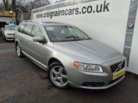 2011 VOLVO V70 2.4 D5 SE LUX 5d AUTO 205 BHP £12995.00