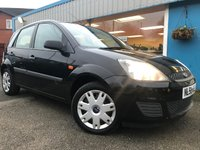 2008 FORD FIESTA 1.2 STYLE CLIMATE 16V 5d 78 BHP £3150.00