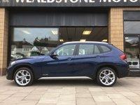 2013 BMW X1 2.0 XDRIVE18D XLINE 5d AUTO 141 BHP £15495.00