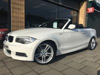 2012 BMW 1 SERIES 2.0 120D M SPORT 2d 175 BHP £13995.00