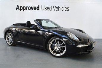 2012 PORSCHE 911 MK 991 3.4 CARRERA PDK 2d AUTO 350 BHP £60950.00
