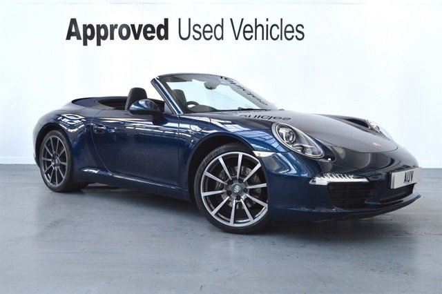 2012 12 PORSCHE 911 MK 991 3.4 CARRERA PDK 2d AUTO 350 BHP